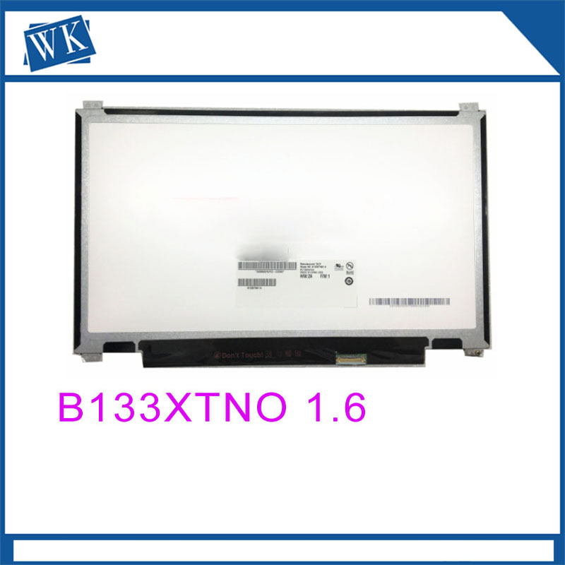 Free shipping! B133XTN01.6 N133BGE-E31 N133BGE-EAB HB133WX1-402 13.3slim 1366*768 EDP 30pins Laptop LCD SCREENFree shipping! B133XTN01.6 N133BGE-E31 N133BGE-EAB HB133WX1-402 13.3slim 1366*768 EDP 30pins Laptop LCD SCREEN