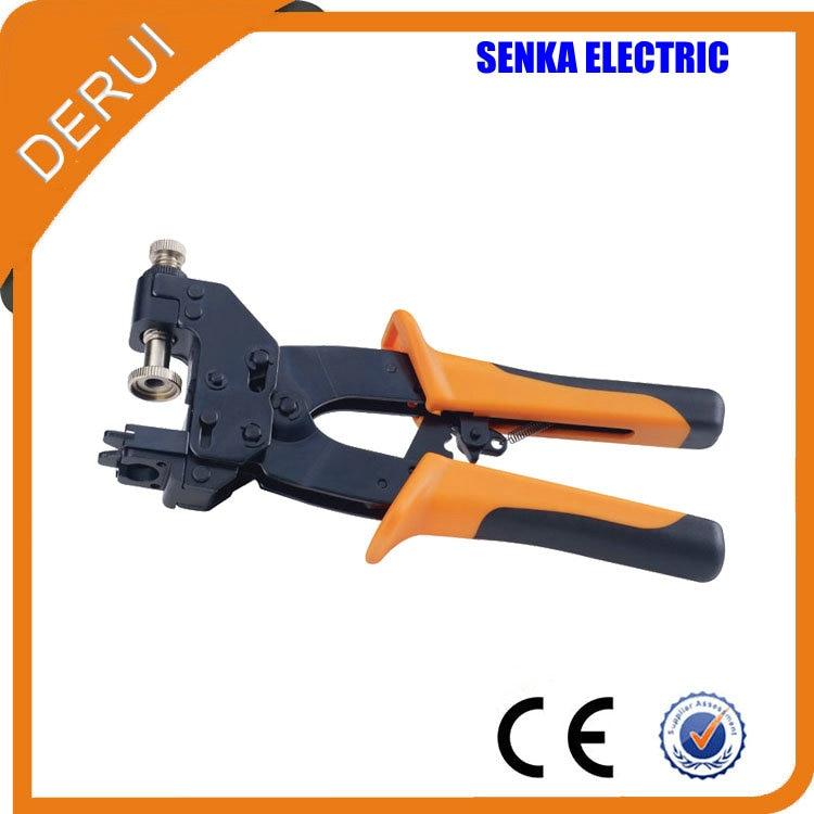 ФОТО FSB-DE156  Network Hand Tool Plier Crimping Plier