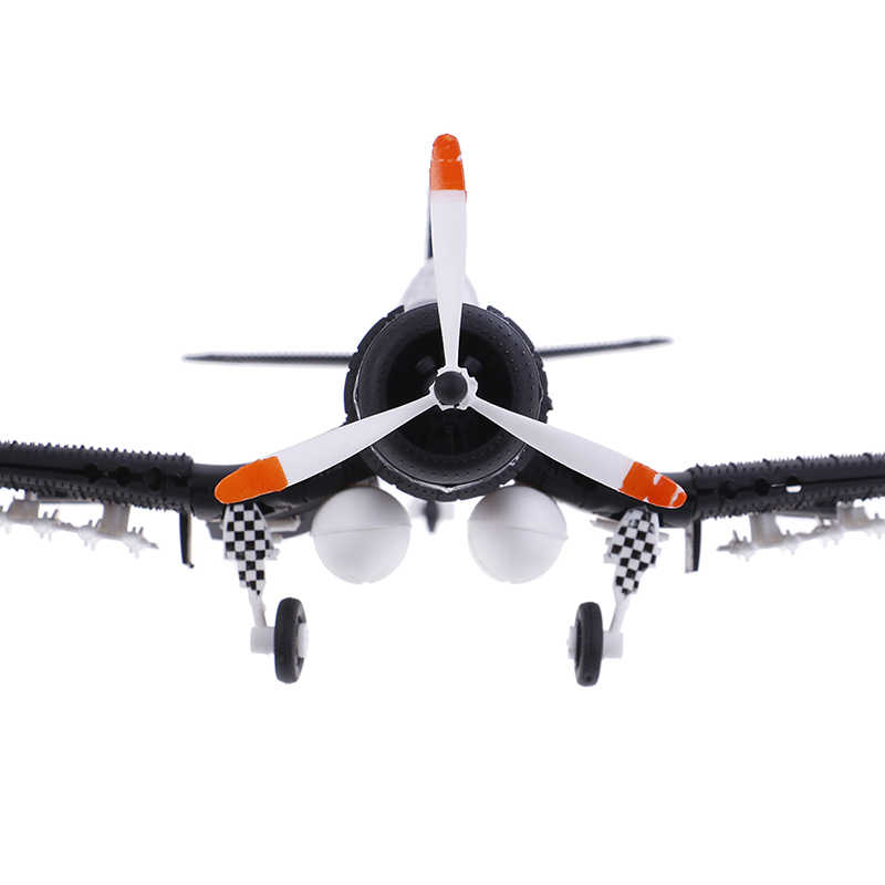 1 sztuk montażu Fighter Model losowy kolor 1/48 skala zabawki budynku zestawy narzędzi Flanker samolot bojowy Diecast War-II