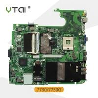 YTAI 7730 DA0ZY2MB6F1 REV F Mianaboard For Acer Aspire 7330 7730 7730G Laptop Motherboard DA0ZY2MB6F1 REV
