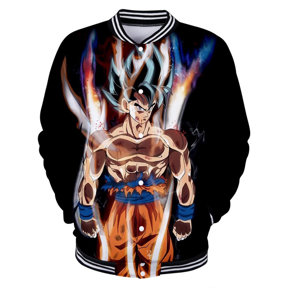 Dragonball Z Goku Streetwear Men/Women 26