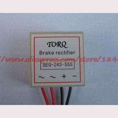 Free Shipping    BEG-242-555/BEG-243-555 Power Module Brake Rectifier