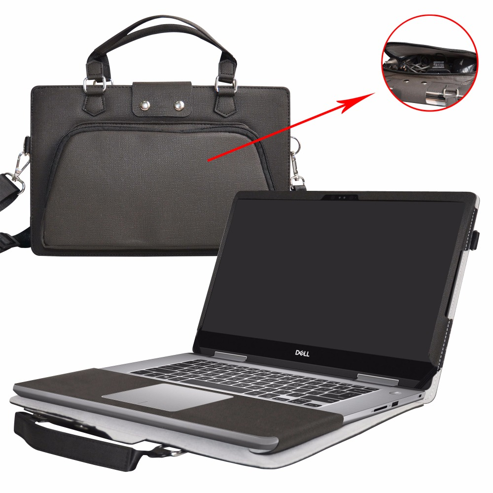 Labanema Accurately Portable Laptop Bag Case Cover for 15.6 Dell inspiron 15 7570 7573 Laptop (NOT fit other models) image