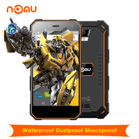 Original Nomu S10 Android 6 0 5 0inch 4G Smartphone 5000mAh Built In MTK6737 1 5GHz