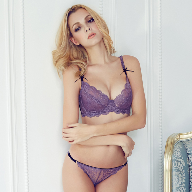 Sexy girl in bra and panties