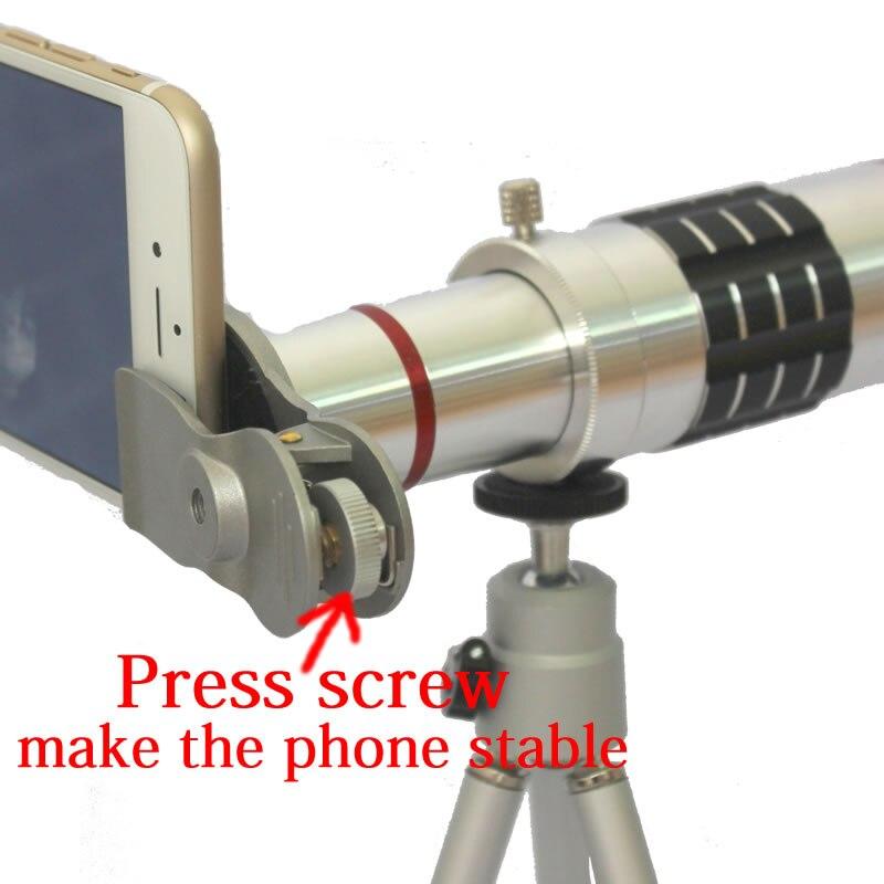 SNAPUM mobile phone 18x telescope Camera Zoom optical Cellphone telephoto Lens For iphone samsung Huawei oppo vivo xiaomi 2