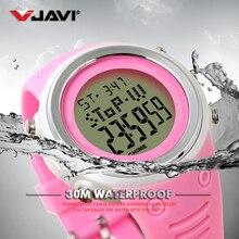 Хави модные спортивные электронные часы водонепроницаемые хронометраж мировое время многофункциональный часы EL подсветки унисекс для женщин и мужчин