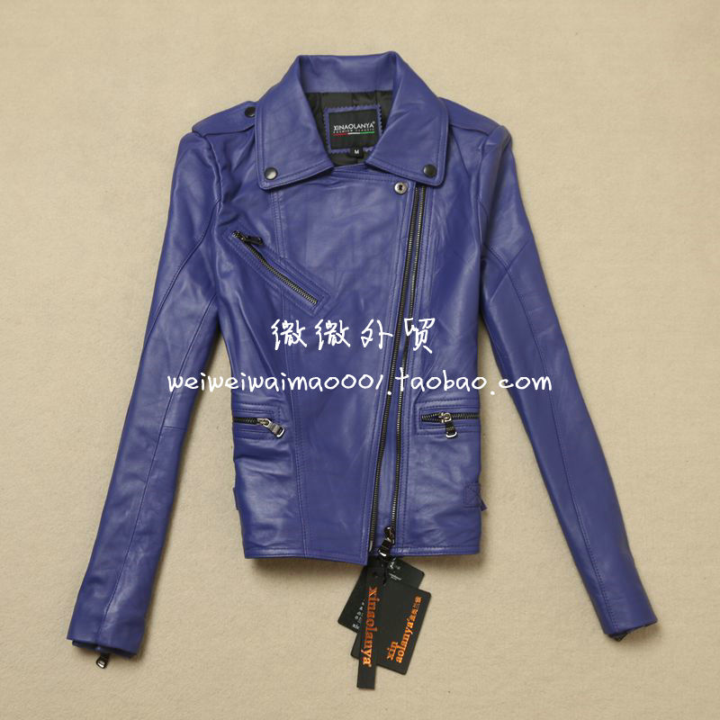 Online Get Cheap Womens Leather Jackets Cheap -Aliexpress.com ...