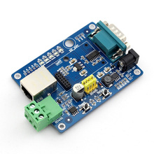 Q065 USR-WIFI232-2EV2 WIFI Module Evaluation Board Test RS232/RS485 to WIFI to Ethernet