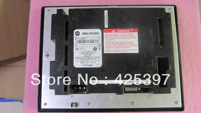 HMI 2711-T10C10 A segunda mão e original com boa qualidade 100% testado ok garantia 120 dias
