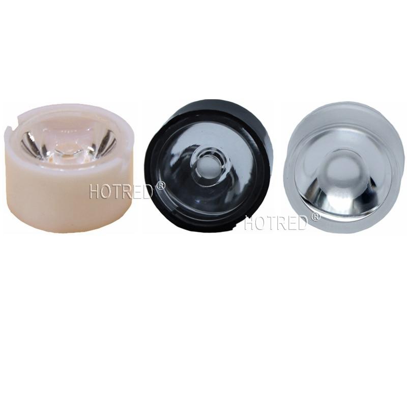 13mm CREE XPE XPE2 XPG XPG2 XTE Epiled/Semiled 3535 LED lens 3030 Emitter 10degree/20degree/30degree/25degree/45degree/60degree