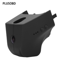 PLUSOBD Hidden HD Car DVR Special HD Car DVR For Maserati Old Model With Black Vehicle Camera Smartphone App Control With OBD2