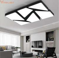Vitrust Moderne Lampade A Soffitto Apparecchio di Illuminazione Plafonnier led Moderne Lamparas de techo Montaggio A Filo Soggiorno sala Da Pranzo Dimming