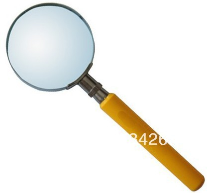 цена на 5X Mini Cheap Removable Handheld Magnifiers