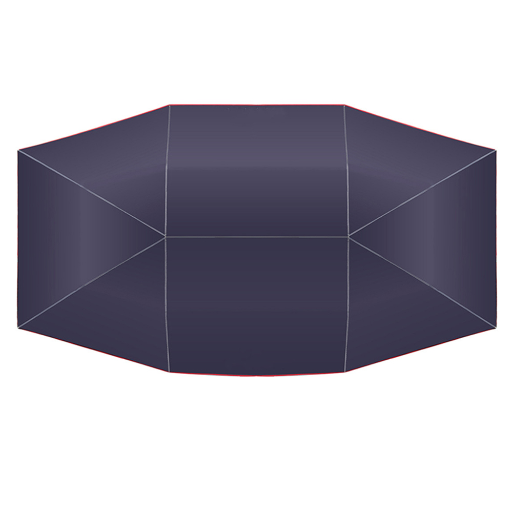 Hot voiture parapluie soleil ombre couverture tente tissu auvent Sunproof 400x210 cm pour extérieur JLD * - 2