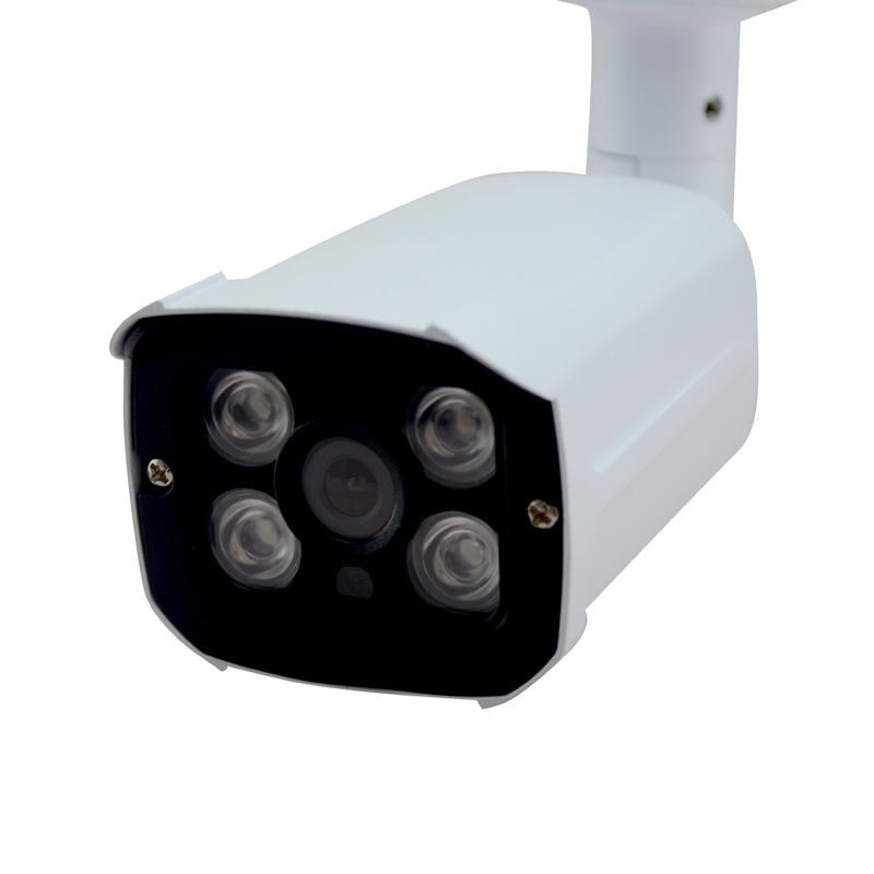 ФОТО Audio POE HD 1080P 2MP IP Camera P2P Network Outdoor Security 4 IR Night Vision
