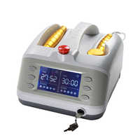Clinical Strength Photobiomodulation System. Red & Near Infrared Laser.Low Power Laser Therapy for Pain Relief