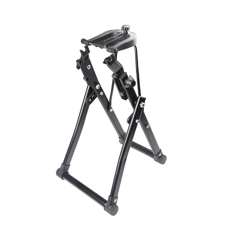 UpperX Bicycle Wheel Bicycle Wheel Truing Stand Maintenance Mechanic At Home Truing Stand Support Bicyle Repair Tool Accessories agekusl bicycle wheel truing stand bicycle wheel maintenance mtb road bike wheel repair tools store home mechanic truing stand