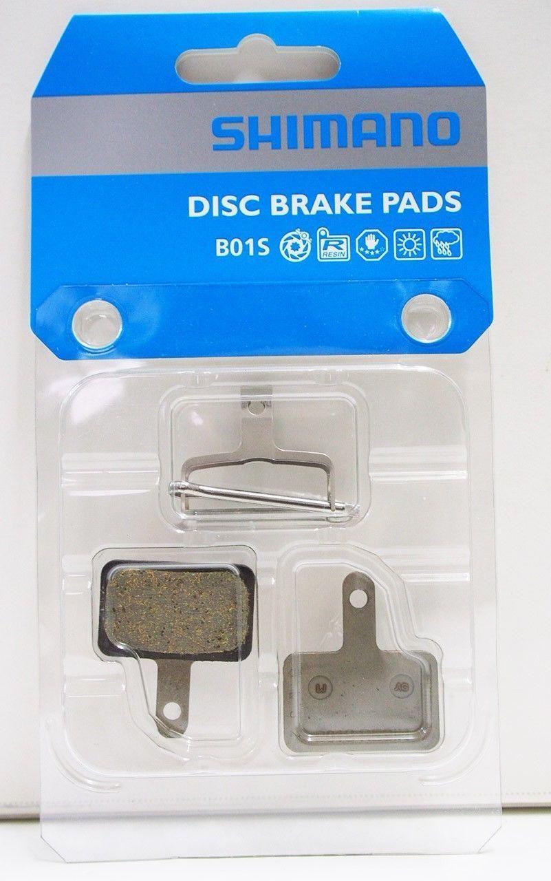 Brake Service Coupons >> Shimano MTB Disc Brake Pads B01S Resin BR M525 M495 M475 M465 M416 M446 M415-in Bicycle Brake ...