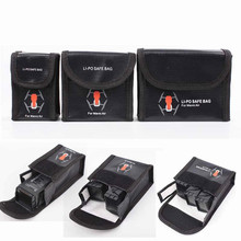 Для DJI MAVIC воздушная батарея сумка защитный чехол для батареи сумка для хранения LiPo Взрывозащищенная безопасная сумка для dji mavic воздушный аксессуар