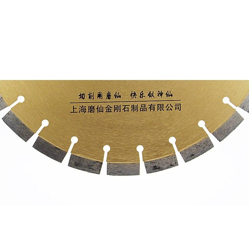 """400 * 16 * 3 mm """"Sharp King"""" kelio pjovimo diskas 16 colių - Ašmenys pjūklams - Nuotrauka 4"""