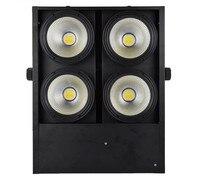 4x100 Watt blinder licht 4eye COB FÜHRTE Waschen Licht High power dj licht DMX Bühne Schnelles Verschiffen