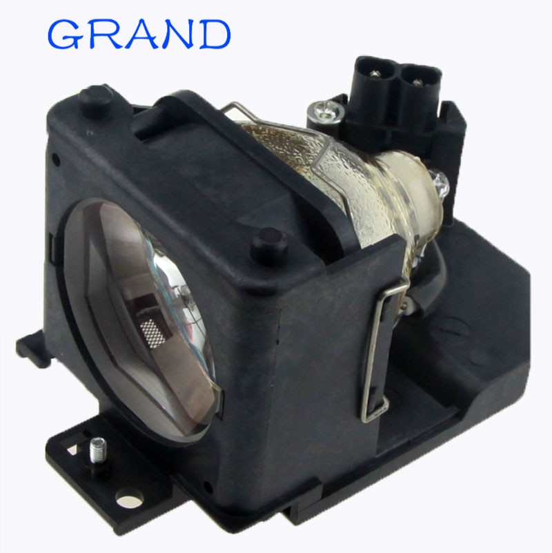 DT00707 Compatible Projector lamp bulb with housing for ED-PJ32 PJ-LC9 PJ-LC9W CP-RS55W CP-HS982 CP-HX992 CP-HS985 HAPPY BATE