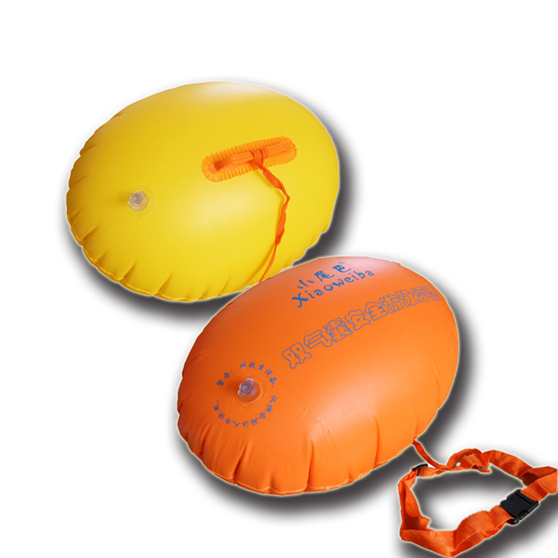 1pcs Pool Float Water Fun Toys Swim Ring Inflatable Float Pool Accessories Floats PVC Airbag Safety Swimming Inflated Life Buoy