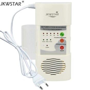 Desodorizador de pantalla táctil ozono ionizador generador esterilización filtro germicida desinfección purificador de aire ozonizador