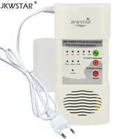 Pantalla táctil desodorante ozono ionizador generador de esterilización germicida de la desinfección limpio aire ozonizador purificador de aire