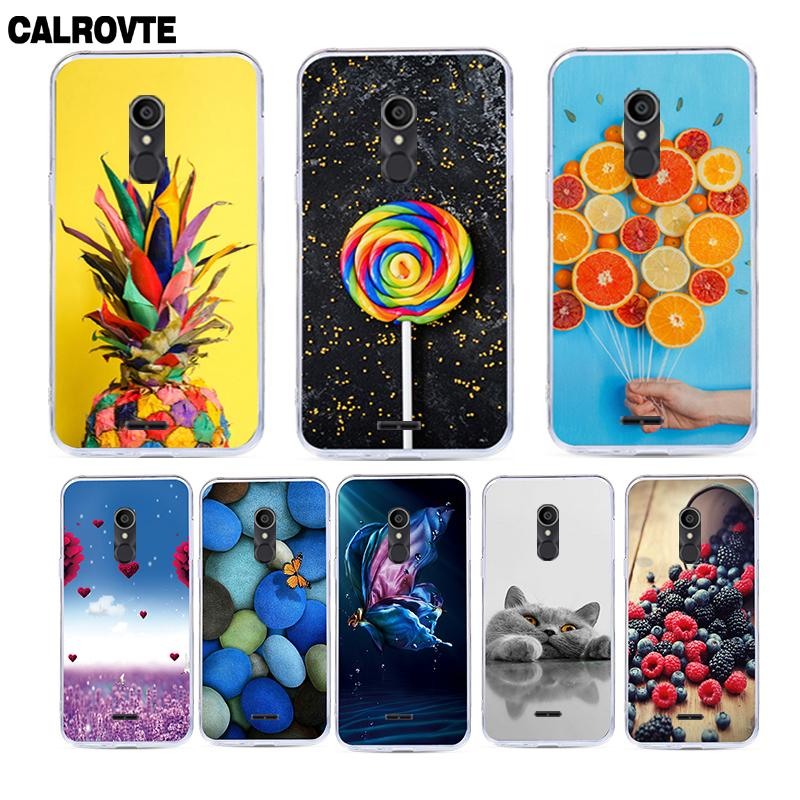Painted Cases For Alcatel 3C Case Silicone For Alcatel 3C 5026 Cases Back Cover 5026D 5026A Fundas Coque Hoods Housings