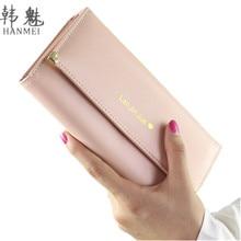 2017 Best Deal Fashion Handbags Lady Women Wallets Bag Popular Purse Long PU Handbags Card Holder Birthday Bags Free Shipping