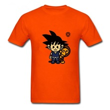 Kid Goku x Baby Milo Crossover Tee Shirt *REP*