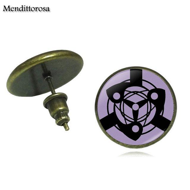 Bronze/Silver/Golden Clip Ear Hook Stud Earrings