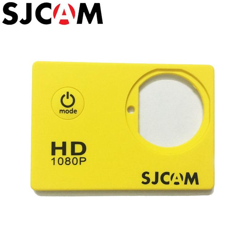 SJCAM SJ4000 Accessories Front Panel Case Parts Faceplate for SJ Cam SJ4000 Waterproof Sports Action Camera sj4000 kit accessories sj4000 set accessories sj4000 bundle accessories hot sale