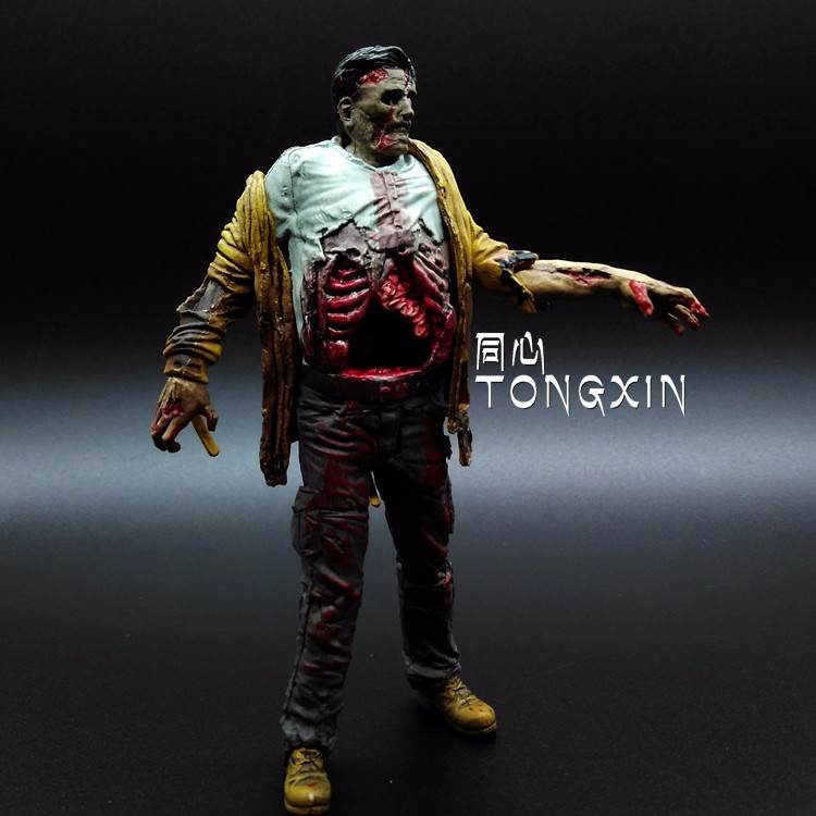 Limited! 13cm High Classic Toy the walking dead Jason the Ripper zombie Sean McFarlane action figure Toys sean mcfate the modern mercenary