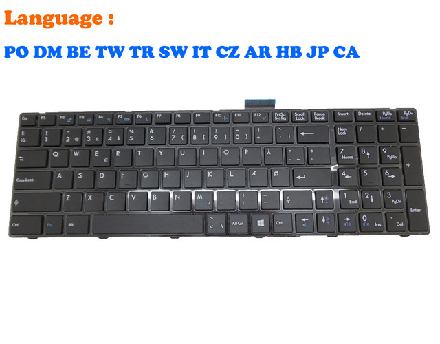 MSI CX70 0NC S-Bar 2.0 Treiber