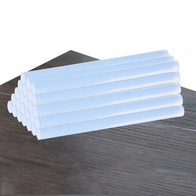 25Pcs 7x100mm Translucent Hot Melt Glue Sticks For Electric Glue Gun