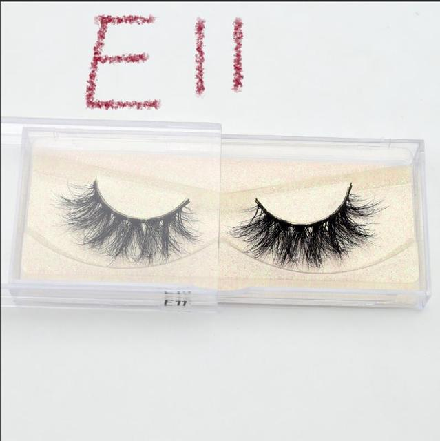 7a3a4219ba0 Visofree Handmade natural Crossing Soft False Eyelashes 1 pair glitter  packing Makeup Extension Long lash 3D