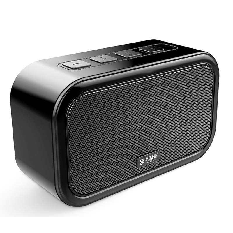 See Me Here BV590 Bluetooth Speaker Portable Mini speaker subwoofer SD card supported with wireless outdoor