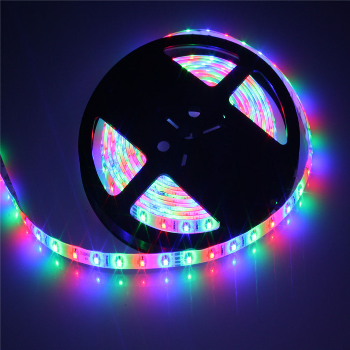 Waterproof rgb led strip 5m 300leds 3528 smd 24key ir remote waterproof rgb led strip 5m 300leds 3528 smd 24key ir remote controller 12v 2a power adapter outdoor changeable led light in led strips from lights aloadofball Gallery