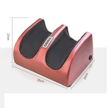 Electric Foot therapy Device Foot Vibration Massager Infrared Physiotherapy Machine Foot leg Massage Refle xolog Instrument
