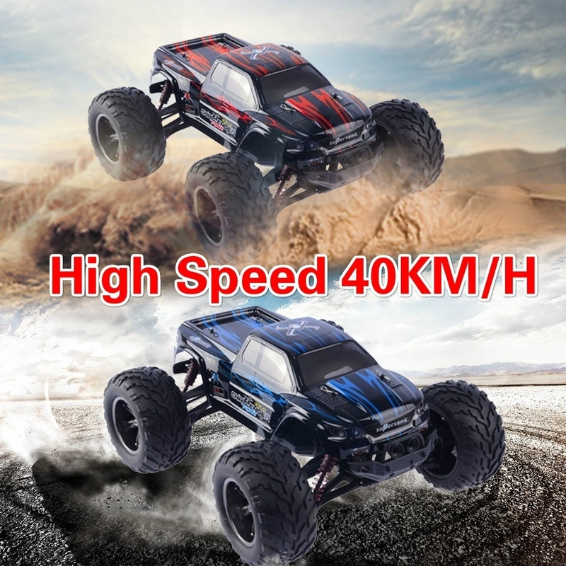 40KM/H Radio Remote Control Car 2.4G 1:12 Scale <font><b>RC</b></font> Off Road Buggy <font><b>Drift</b></font> Rock Crawlers Racing Car Toys 9115 image