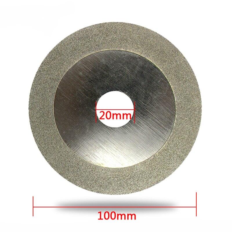 100 mm-es gyémánt darabolótárcsa a dremel szerszámokhoz - Csiszolószerszámok - Fénykép 5