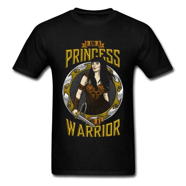 405643b84f O Envio gratuito de Venda Quente Homens Camisetas Princesa Sexo Guerreiro  Estilo Antigo Jogo Camiseta Gril