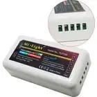 Dc12v 2,4g rgbw mi licht drahtlose wifi rf remote + 4 stücke * 3 Way Kanal 4 Zonen 18A Controller + 1 stücke * Wifi Led Controller 5 V - 3