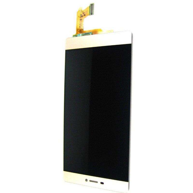 5.2 Pouces + Cadre P8 Pour Huawei P8 GRA_L09 GRA_UL00 GRA-L09 GRA-UL00 Écran Affichage Digitizer Assemblée Remplacement Chaude nova 3 LCD - 3