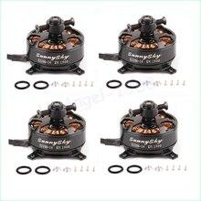 4pcs/lot Sunnysky X2206 1500KV 1900KV Outrunner Brushless Motor 2206 for RC Quadcopter Multicopter