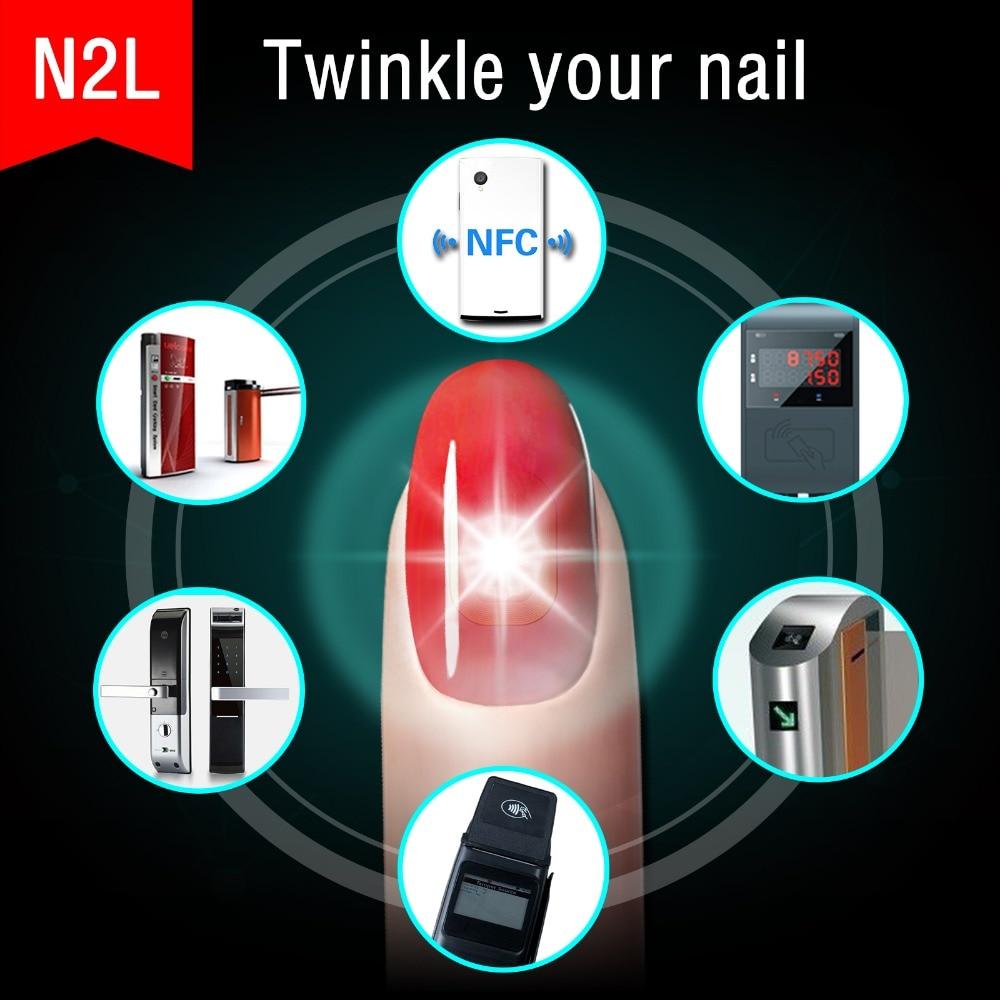 Jakcom N2 Smart Nail on telekommunikatsiooni osade uus toode, kuna - Sideseadmed - Foto 4