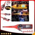 Auto Circuit Tester Multímetro ferramenta de Reparo Do Carro Da Lâmpada 0 V-380 V lâmpada testador Eletricidade e Iluminação Detector 3 em 1 cor amarela